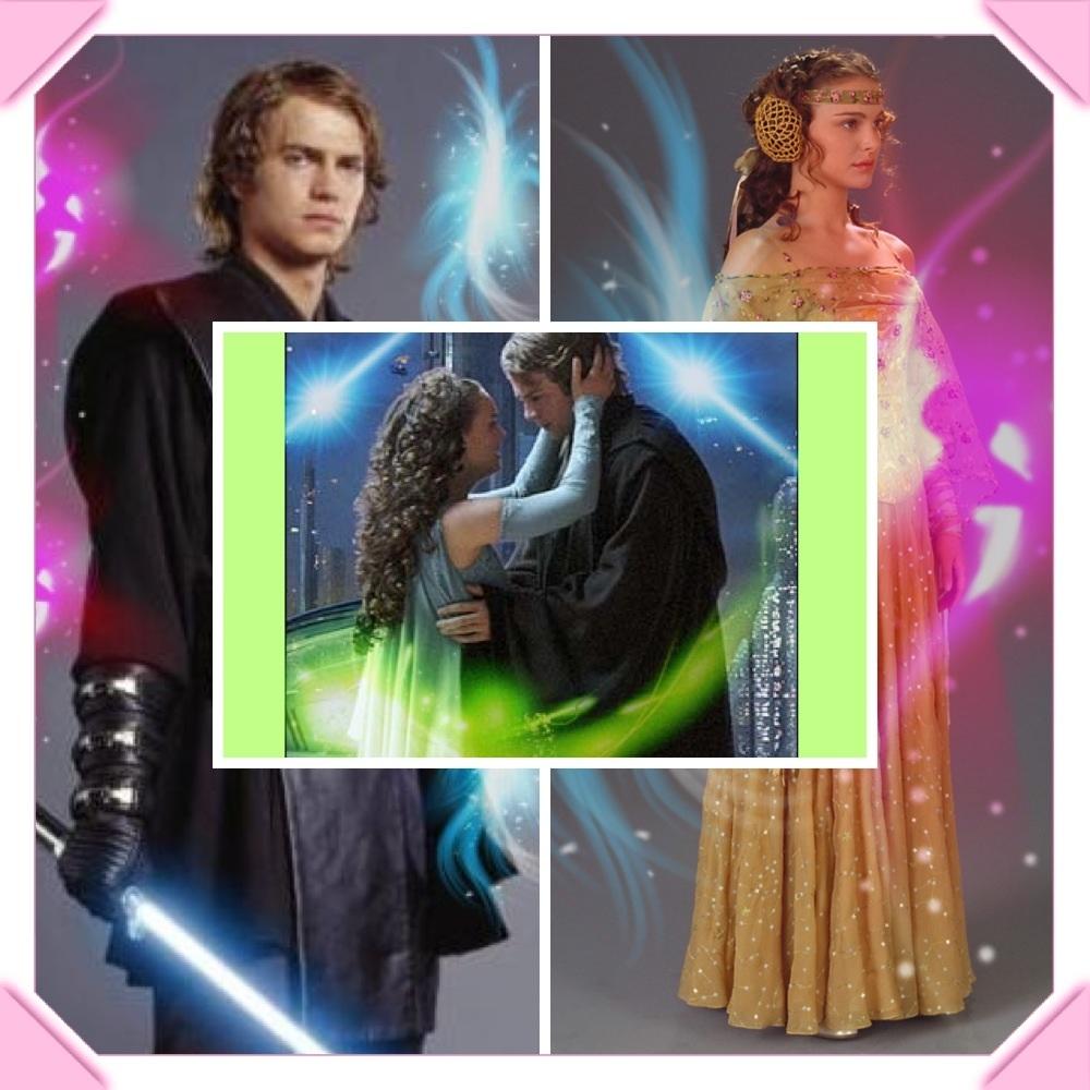 Anakin & Padme