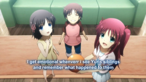 Angel Beats confessions