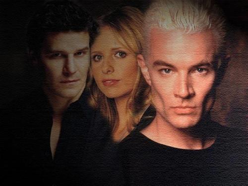 앤젤 , Buffy & Spike
