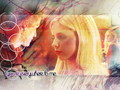 Angel & Buffy - angel wallpaper