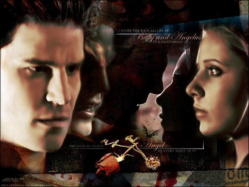 एंजल & Buffy
