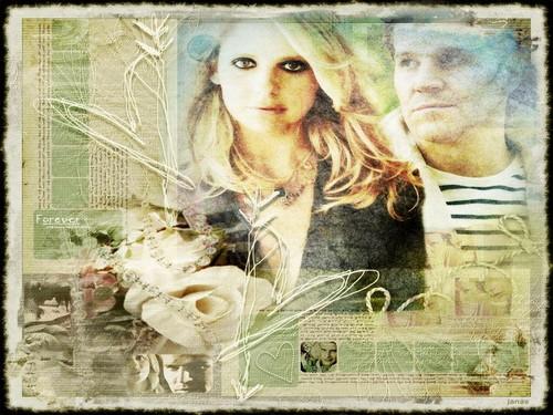 Angel & Buffy