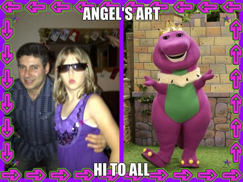 Angel's art