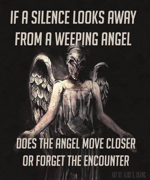 Angels V Silence
