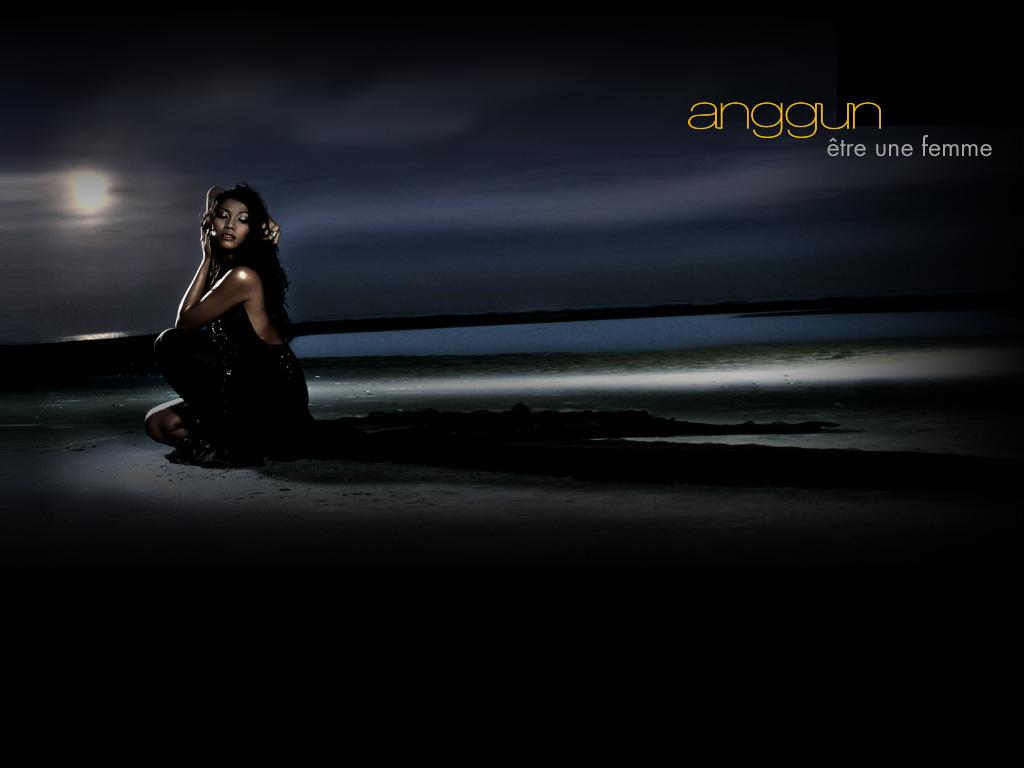 Anggun - anggun Wallpaper (34359084) - Fanpop