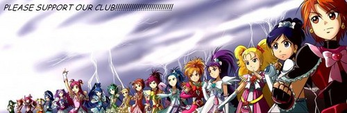 Angry precure all stars