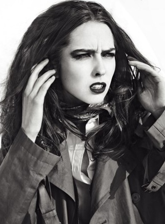 Ann Ward Test Shots (April 2011)