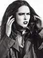 Ann Ward Test Shots (April 2011) - americas-next-top-model photo