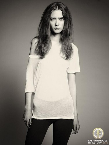 Ann Ward Test Shot