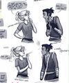 Annabeth and Sokka - the-heroes-of-olympus photo