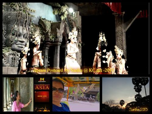 Apsara দ্বারা Sarika-2013