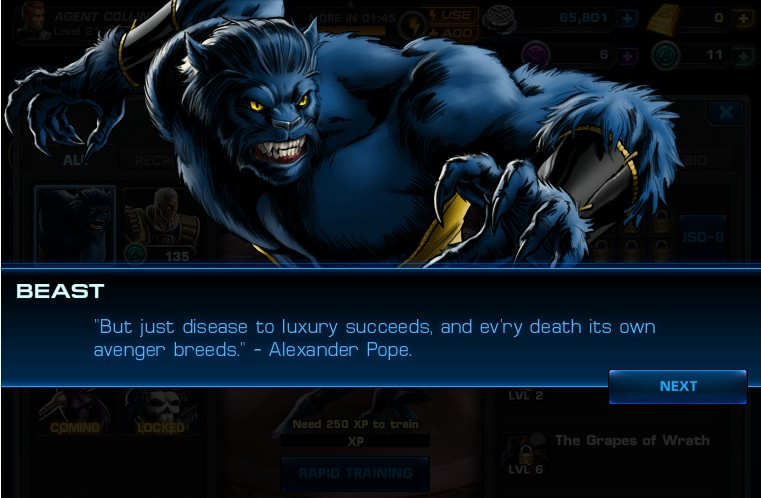 X-Men Beast images Ave...