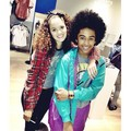Awwww, Princeton is with one of his Best Friends, Madison Pettis!!!! :D ;D :) &lt;3 ;* B) :) ; { D XO - princeton-mindless-behavior photo