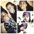 "Awwww, Princetyboo says ""Happy Birthday"" to his best friend, Nala Wayans!!!! :D ;D <3 :* <3 B) ; { D - princeton-mindless-behavior photo"