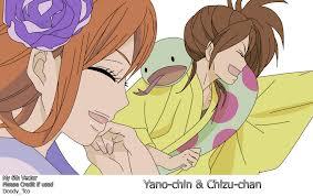 Ayane and Chizu