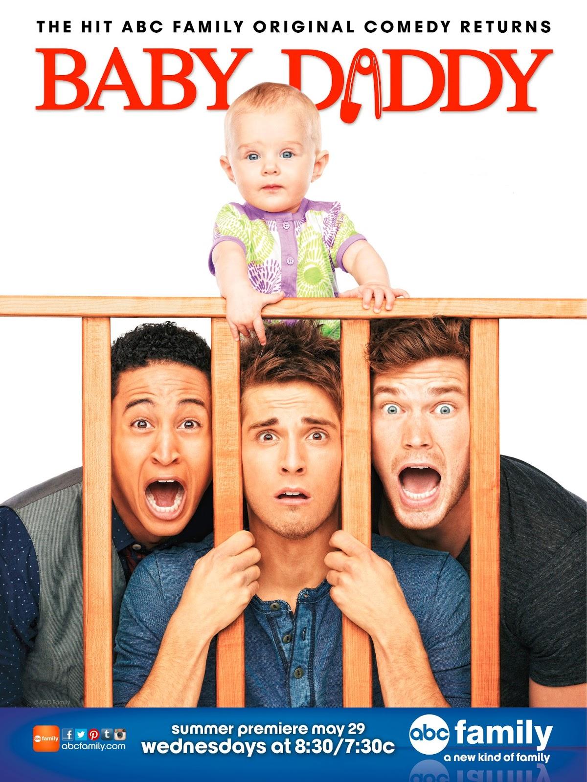Assistir Baby Daddy 6ª Temporada Episódio 02 – Dublado Online