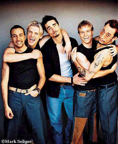 The Backstreet Boys 바탕화면 possibly containing a jean, long trousers, and bellbottom trousers titled Backstreet boys
