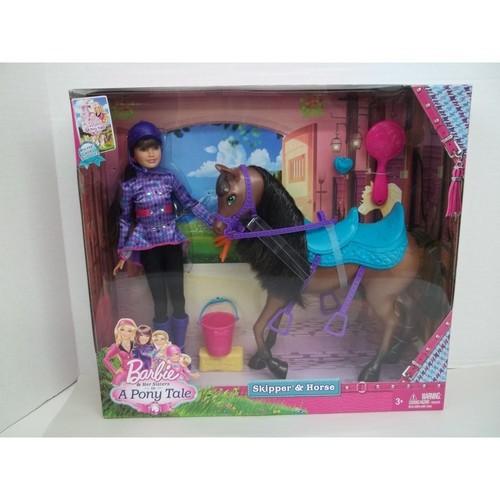 芭比娃娃 & Her Sisters A 小马 Tale