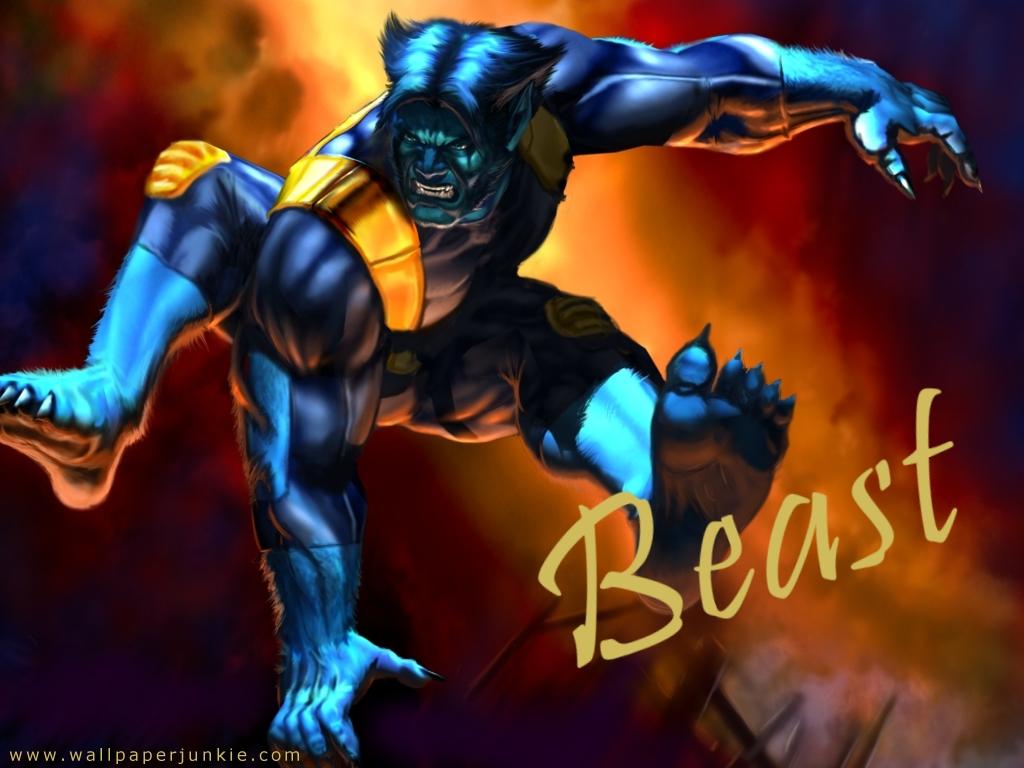 Amazing Wallpaper Marvel Beast - Beast-x-men-beast-34360780-1024-768  Snapshot_789743.jpg