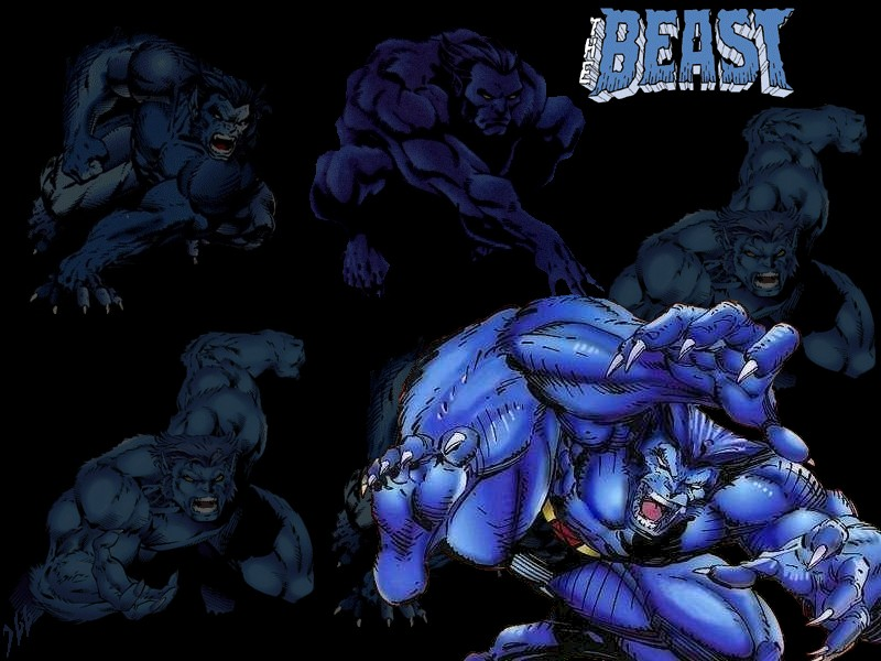 Beast - x-men-beast Wallpaper X Men Beast Logo