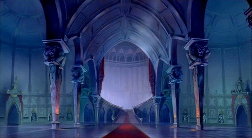princesas de disney fondo de pantalla called Beauty and the Beast - scenery
