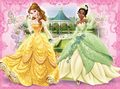 Belle and Tiana