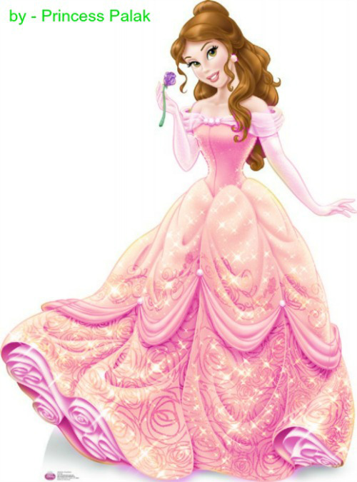 Belle's pink new look special