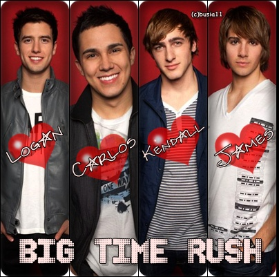 big time rush wallpaper possibly containing a portrait called Big Time Rush