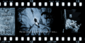 Black &amp; White Film Strip - silverchair fan art