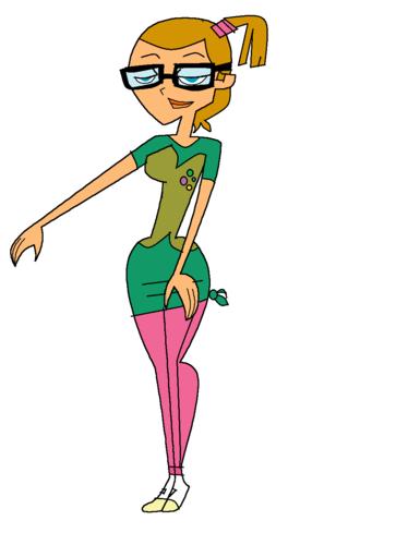 Blaineley as Beth