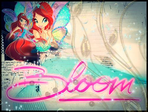 Bloom Harmonix ~ 바탕화면