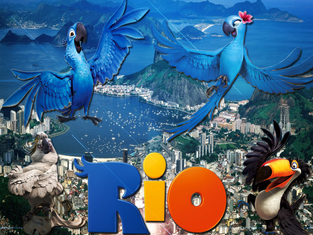 Rio  The Movie  images...