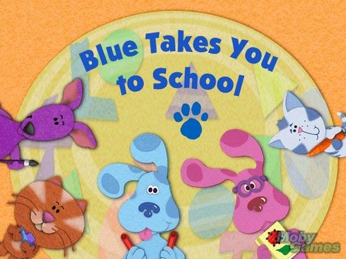 Blue Takes 你 to School screenshot