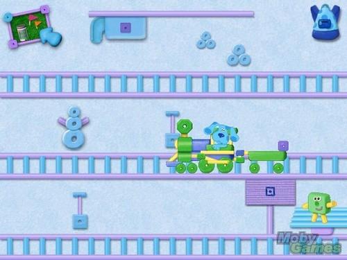 Blue's 123 Time Activites screenshot