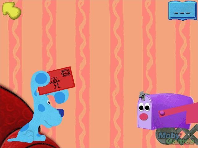Blue S Abc Time Activities Screenshot Blue S Clues Photo