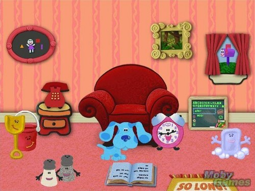 Blue's ABC Time Activities screenshot