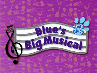 Blue's Big Musical screenshot