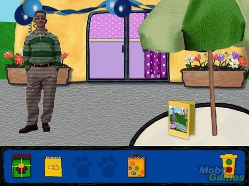 Blue's Birthday Adventure screenshot
