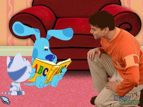 Blue's Clues Kindergarden screenshot