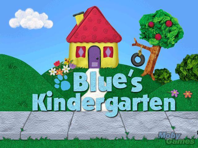 Blue S Clues Images Blue S Clues Kindergarden Screenshot