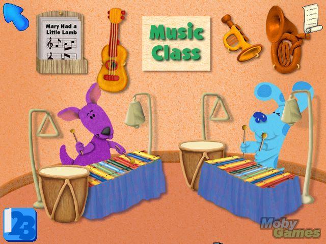 Blue S Clues Preschool Screenshot Blue S Clues Photo 34387092 Fanpop