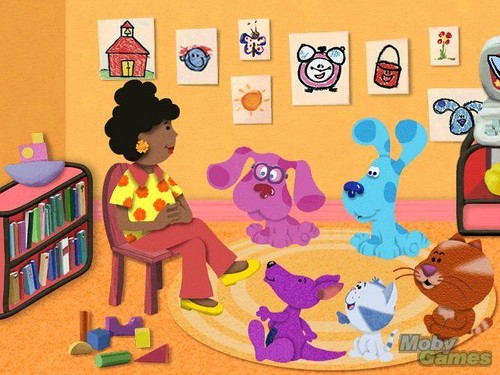 Blue's Clues Preschool screenshot