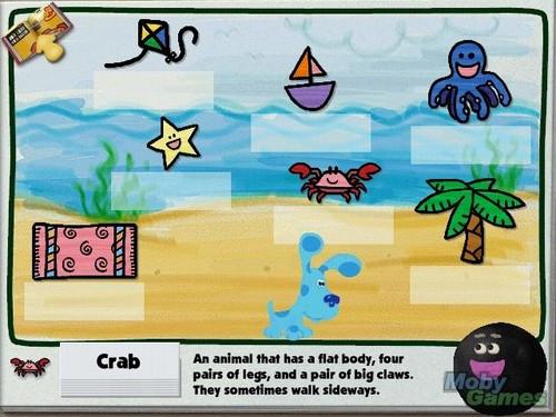 Blue's Leggere Time Activities screenshot