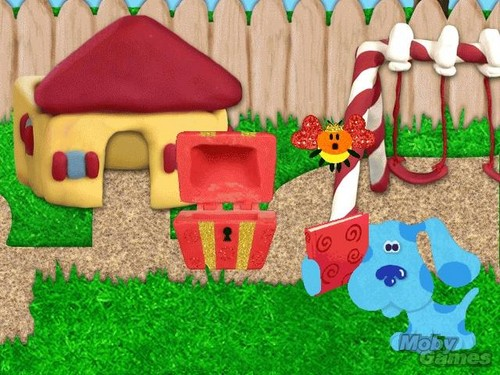 Blue's Treasure Hunt screenshot