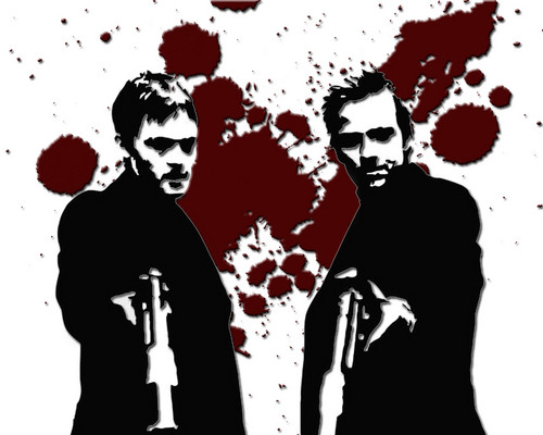Boondock Saints Wallpeper #1