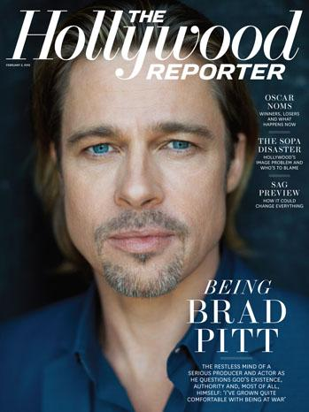 Brad Pitt wallpaper containing a portrait called Bradd