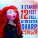 Brave - Merida - female-ass-kickers icon