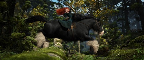 Brave Movie Screencaps