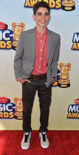 Cameron Boyce- Radio Disney muziek Awards 2013