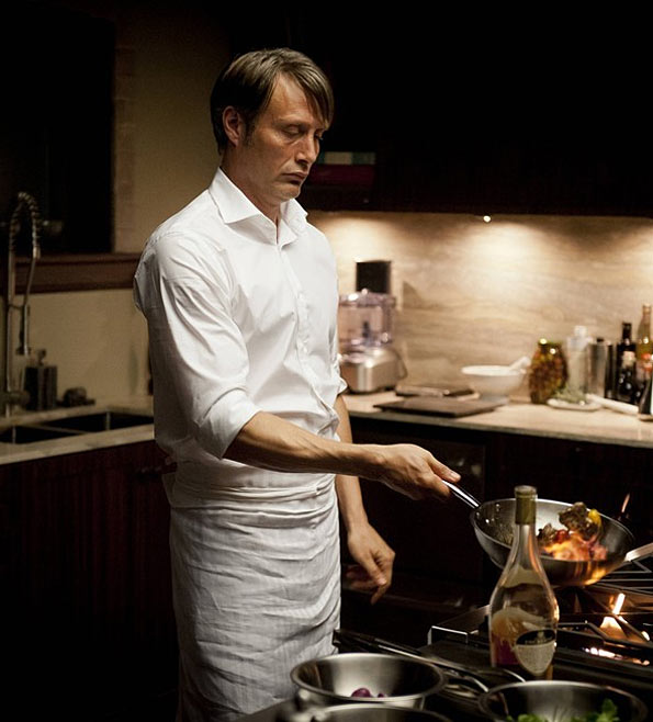 Hannibal tv series cannibal cookery